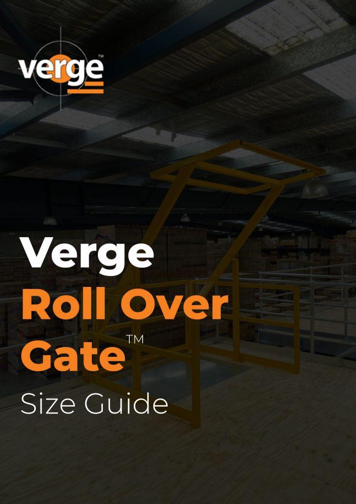size guide mezzanine pallet gate